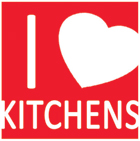 I Love Kitchens LTD. Logo
